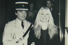 Avec Thierry Le Luron